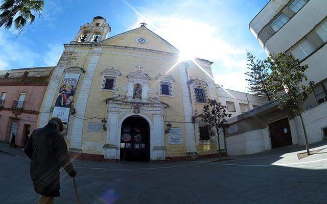 Church of Nuestra Señora del Carmen in San Fernando