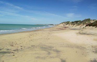 Playa de Punta Candor