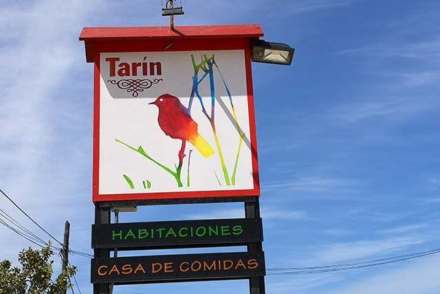 Tarín