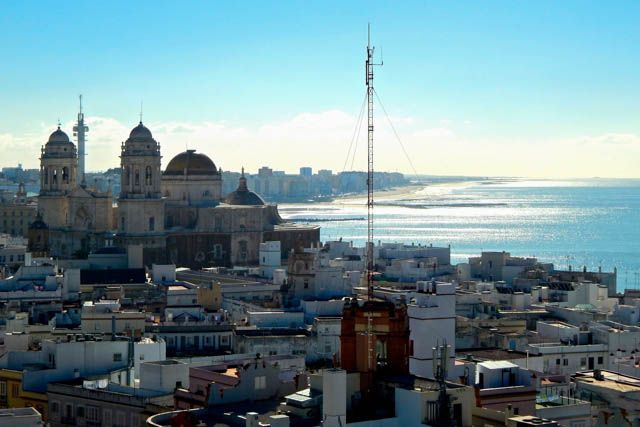 Accessible Cadiz Tour