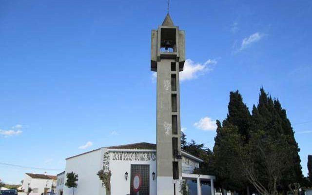 Santísimo Cristo Almoraima Sanctuary