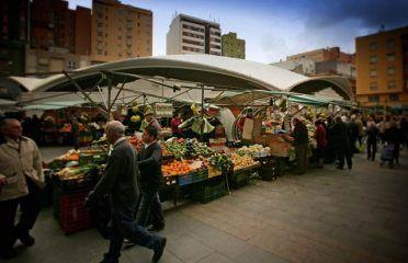 Ingeniero Torroja Market