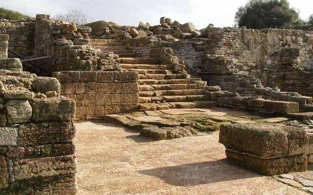 Carteia Archaeological Site
