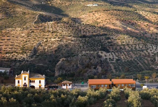 Looking for accommodation in Olvera? You will find absolutely special lodging here!