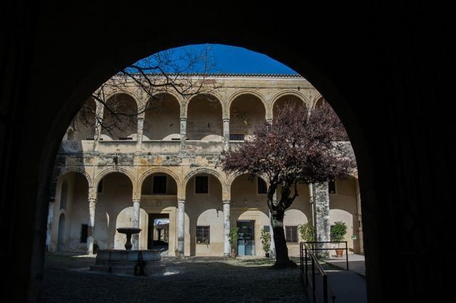 'Palacio de los Ribera' is a beautiful building in Bornos where history is in the air.