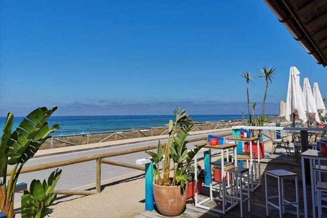 El Palmar Beach has lots of possibilities. Dare to discover them all!