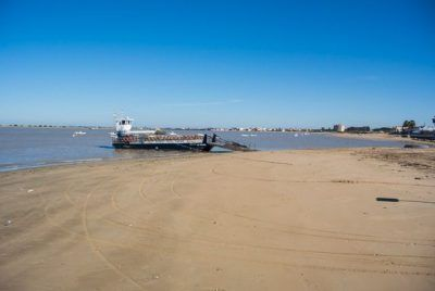 Make the most of your visit to Sanlucar spending some quality time on the beach.