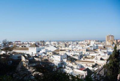 Sanlucar de Barrameda, the town of the two neighbourhoods.