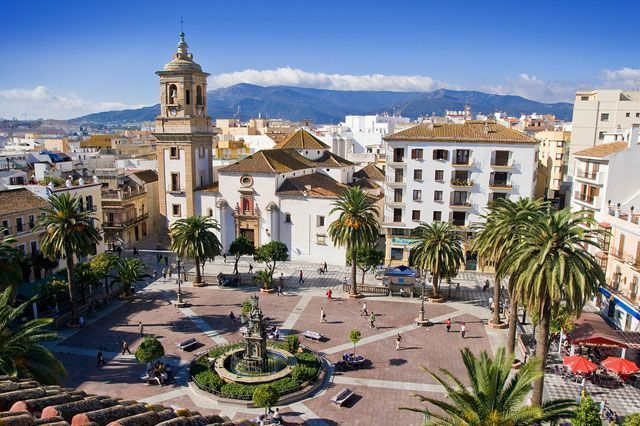 Plaza Alta is one of the liveliest spots in Algeciras. You should definitely stop by!