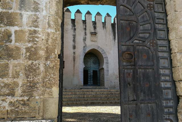The Castle of San Marcos hides a surprise inside: it is also a winery!