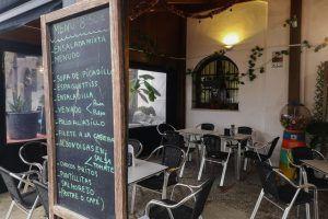 Las 4 Maderas ofrece menú diario de lunes a viernes.
