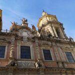 fachada Iglesia de San Luis de los Franceses