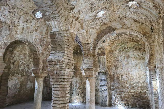 Ronda - Baños Árabes – Yacimiento Arqueológico 3