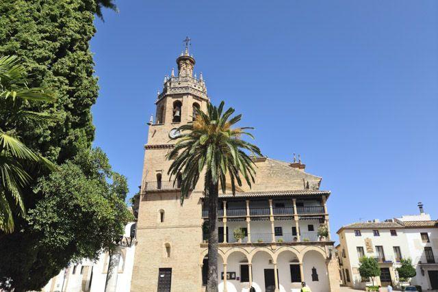 Ronda - Iglesia de Santa María la Mayor 5