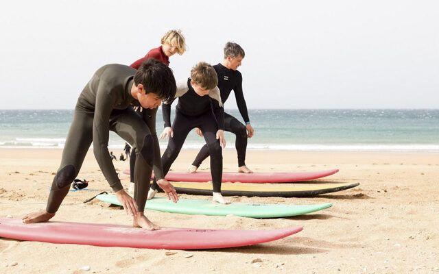 A-Frame Surf School and Surf Shop